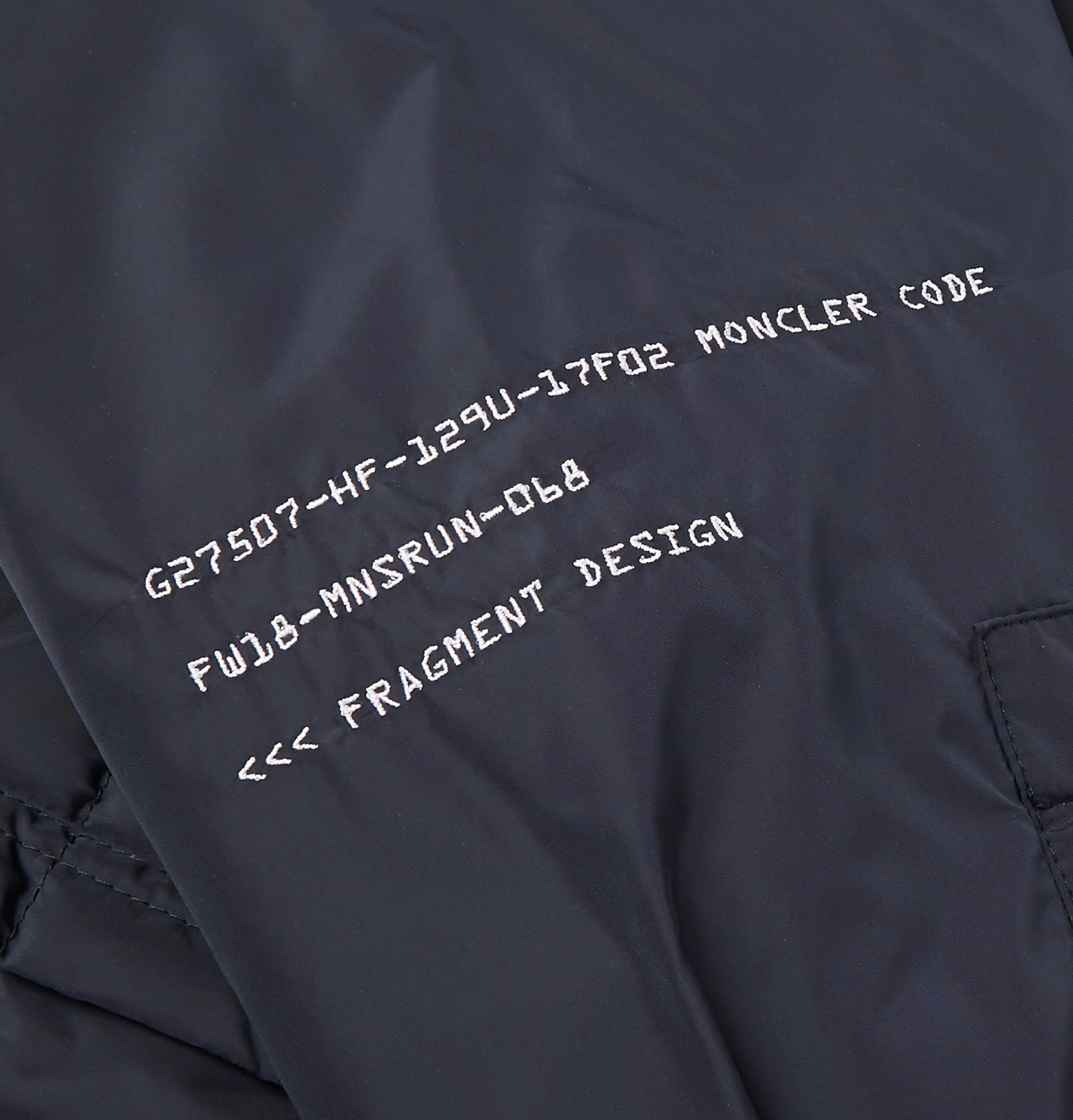 1846fe683 Moncler Genius - 7 Moncler Fragment Maze Quilted Shell Down Jacket