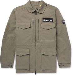 Moncler Genius 7 Moncler Fragment Davis Twill Down Field Jacket