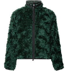 Moncler Genius - 3 Moncler Grenoble Sopranes Mohair and Cotton-Blend Jacket