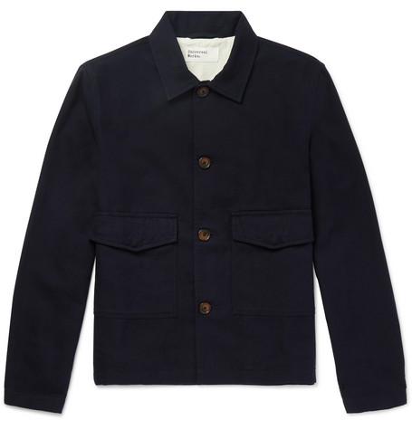 UNIVERSAL WORKS Cotton-Ripstop Jacket