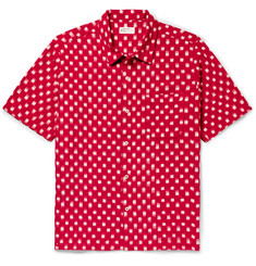 Universal Works Ikat Cotton Shirt