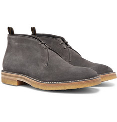 Dunhill - Suede Chukka Boots