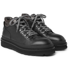 Dunhill - All Terrain Leather Hiking Boots