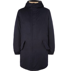 Loro Piana Storm System Baby Cashmere Hooded Parka