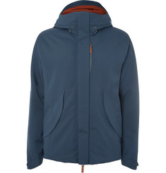 Loro Piana Storm System Shell Hooded Down Ski Jacket