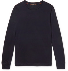 Loro Piana Slim-Fit Cashmere-Jersey T-Shirt