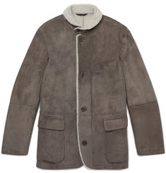 Loro Piana - Roadster Slim-Fit Shearling Jacket