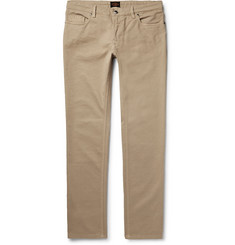 Tod's Stretch-Cotton Twill Trousers