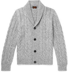 Tod's - Cable-Knit Cardigan