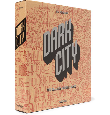 Taschen Dark City: The Real Los Angeles Noir Hardcover Book