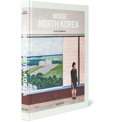 Taschen - Inside North Korea Hardcover Book