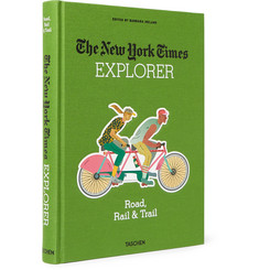 Taschen - The New York Times Explorer: Road, Rail & Trail Hardcover Book