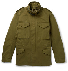 Ten C Matte-Shell Field Jacket