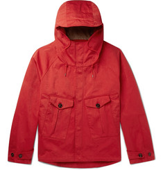 Ten C Tempest Shell Anorak