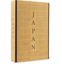 Phaidon Japan: The Cookbook Hardcover Book