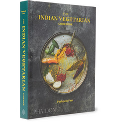 Phaidon - The Indian Vegetarian Cookbook Hardcover Book