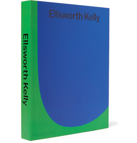 PHAIDON ELLSWORTH KELLY HARDCOVER BOOK