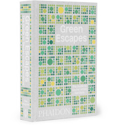 Phaidon - Green Escapes: The Guide to Secret Urban Gardens Hardcover Book