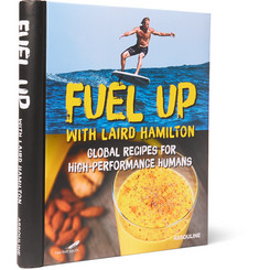 Assouline - Fuel Up with Laird Hamilton: Global Recipes for High-Performance Humans Hardcover Book