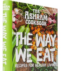 Assouline - The Ashram: The Way We Eat Hardcover Book