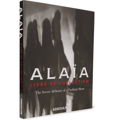 Assouline Alaïa: Livre de Collection Hardcover Book
