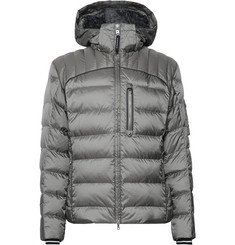 Bogner - Alan-D Slim-Fit Quilted Ripstop Hooded Down Jacket