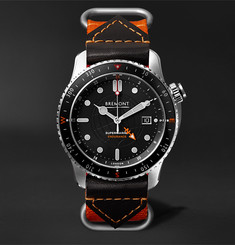 Bremont Endurance Limited Edition Automatic GMT 43mm Titanium Watch