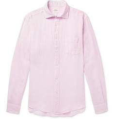 Hartford - Paul Slub Linen Shirt