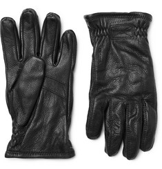 Hestra - Sarna Full-Grain Leather Gloves