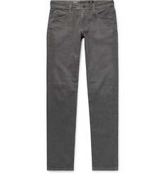 AG Jeans - Tellis Slim-Fit Washed Stretch-Denim Jeans