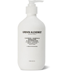 Grown Alchemist - Nourishing Shampoo 0.6 - Damask Rose, Black Pepper and Sage, 500ml