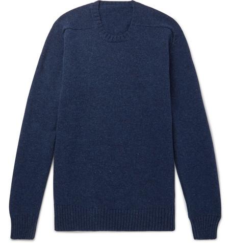 ANDERSON & SHEPPARD Shetland Wool Sweater