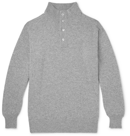 ANDERSON & SHEPPARD Cashmere Sweater