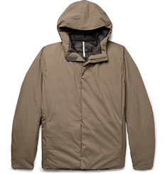 Arc'teryx Veilance Anneal GORE WINDSTOPPER Hooded Down Jacket
