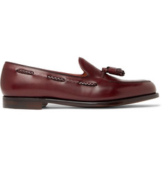 George Cleverley Aidan Leather Tasselled Loafers