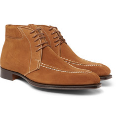 George Cleverley Beattie Suede Boots