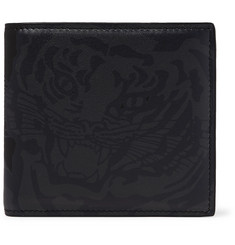 Valentino Valentino Garavani Printed Leather Billfold Wallet
