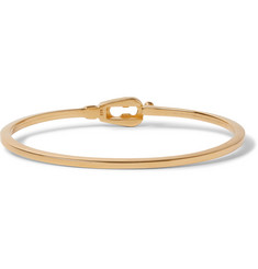 Miansai - Centra Gold-Plated Sterling Silver Bracelet