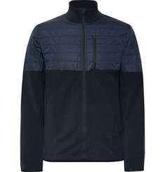 Aztech Mountain Smuggler Fleece and Quilted Shell Jacket