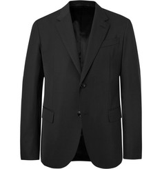 Berluti Black Slim-Fit Virgin Wool Suit Jacket