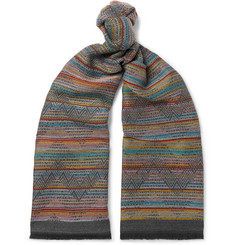 Missoni - Fringed Wool Scarf