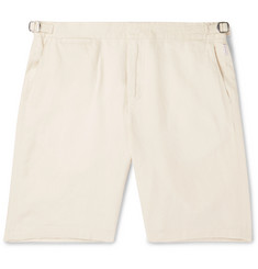 Orlebar Brown - Norwich Slim-Fit Linen Shorts