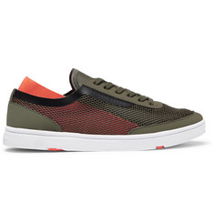 Orlebar Brown Larson Panelled Mesh Sneakers