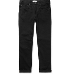 Mr P. - Slim-Fit Selvedge Denim Jeans