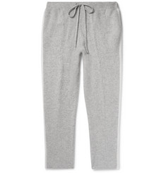 Sleepy Jones - Rand Tapered Striped Cashmere Sweatpants