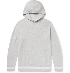Sleepy Jones - Hicks Striped Cashmere Hoodie