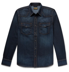 Jean Shop Garth Denim Western Shirt