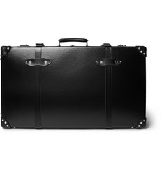 "Globe-Trotter - 30"" Leather-Trimmed Trolley Case"