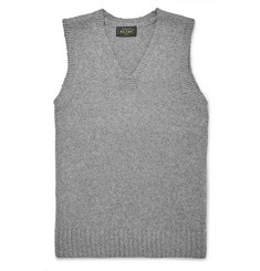 Beams Plus - Wool-Blend Sweater Vest