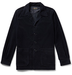 Beams Plus Wool-Blend Corduroy Jacket